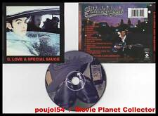 "G LOVE AND SPECIAL SAUCE ""Philadelphonic"" (CD) 1999"