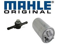 Mahle Original  Diesel Fuel Filter & Check Valve VW Beetle Golf Jetta Passat