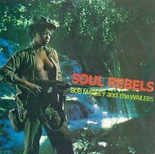 BOB MARLEY And THE WAILERS Soul Rebels TROJAN RECORDS Sealed Vinyl Record LP