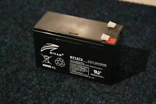 Ritar RT1272 - Sealed Lead Acid battery - 12V 7.2Ah