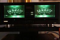 (4)(14v-LED GREEN AXIAL LAMPS)VU METER/BULB/M506RS,M5099,M5060,M588F,M5030/Onkyo