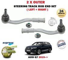 Pour Audi Q7 2.0 3.0 Tdi TFSI 2015- > Neuf 2X Direction Externe Rack Bielle Set