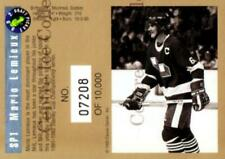 1992 Classic Hockey Draft Insert SP #SP1 Mario Lemieux