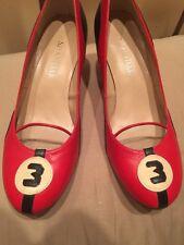 Anthropologie Rare Race Car Shoes Bi Shani Bar Nwob 7