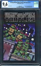 Teenage Mutant Ninja Turtles Special #1 CGC 9.6 1st Color Printing Turtles 2009