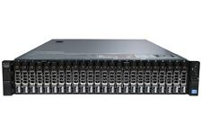 Dell PowerEdge R720xd 2x Xeon E5-2690 ocho Core 2,90 Ghz 64 Gb 24 TB de 2u Server