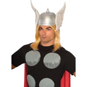 Thor Helmet Headpiece Costume Halloween God of Thunder Ragnarok Avengers Gift