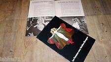 LA FEMME AUX BOTTES ROUGES ! deneuve bunuel dossier presse scenario cinema 1974