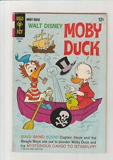 Moby Duck  #2  VG  1968  Gold Key Comic