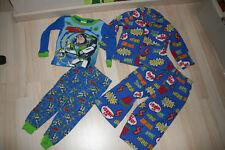 Carter's Schlafanzug Toy Story Disney + Pyjama Hero 24 Monate 2 Jahre 86 92