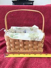 Longaberger Two Pint Basket