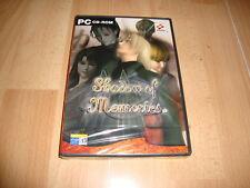 SHADOW OF MEMORIES DE KONAMI PARA PC NUEVO PRECINTADO