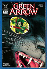 GREEN ARROW # 14  - DC 1989  (vf)