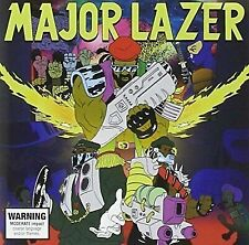 MAJOR LAZER - FREE THE UNIVERSE [AUSTRALASIAN TOUR EDITION] USED - VERY GOOD CD