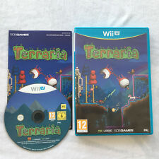 Terraria - Nintendo Wii U Game - Fast Free UK Post