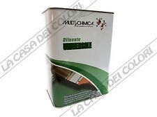 MULTICHIMICA - DILUENTE UNIVERSALE - 5 lt