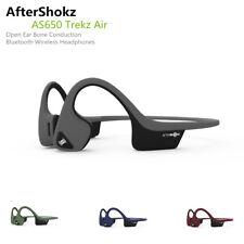 AfterShokz AS650Trekz Air Open Ear Bone Conduction Bluetooth Wireless Headphones