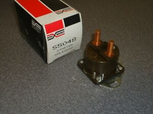 New Borg Warner BWD Starter Solenoid Switch S5048 Fits GM Ford Mopar Chevy GMC