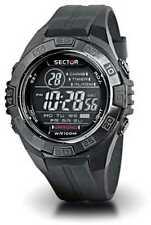 Relojes de pulsera de plástico de goma de alarma