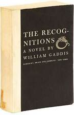 William GADDIS / The Recognitions Advance Reading Copy 1st 1955