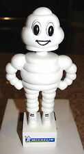 "MICHELIN MAN 4""3/4 BOBBLEHEAD DOLL PROMOTIONAL MICHELIN TIRE MAN Brand NewL@@K"