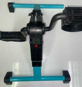 VIVE HEALTH FOLDABLE DESK BIKE CYCLE FOOT PEDAL MINI ELLIPTICAL EXCERCISER
