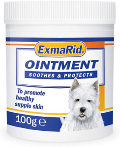Exmarid Ointment 100g Calamin Cade oil Sulphur Soothes Dry Red Irritated Skin