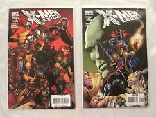 X-Men Legacy 212 and 213 in NM/M!  Max shipping on combined orders: $5.00!