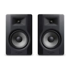 """2x M-Audio BX8 D3 8"""" Active Studio Monitors (Bundle 1)"""