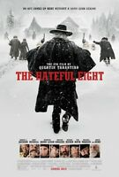 The Hateful Eight movie poster - Quentin Tarantino (style b)
