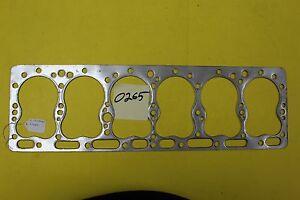LOT#A FITZGERALD  ENGINE HEAD GASKET 0265 1947-1955 KAISER, FRAIZER, Willys