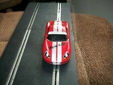 Scalextric Porsche Boxster Red