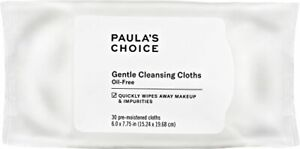 Paula's Choice Gentle Cleansing Cloths | Chamomile & Pomegranate | Fragrance...