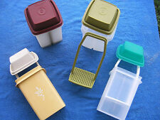 Tupperware Square Pick a Deli Beetroot Keeper used various colours