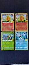 Cartes Pokemon POUSSIFEU CARAPUCE OUISTEMPO
