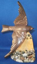 Antike Porzellan- & Keramik-Vogel-Figuren