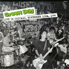 Green Day - Live In Chicago, November 10th 1994 VINYL LP RLL001