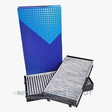 AC Cabin Air Filter Carbon BMW E70 X5 E71 X6 Premium 48294/45586 (2pcs)