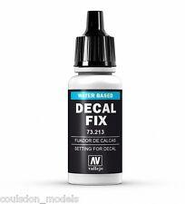 Vallejo Decal Fix 73.213 Water Based - 17ml Bottle