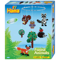 Hama Forest Animals Mobile - 2500 Beads Childrens Craft Kit