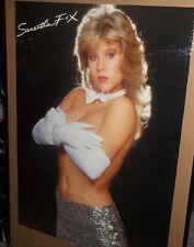 SAMANTHA FOX POSTER 1988. Vintage not a reprint.