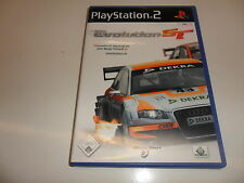 PlayStation 2 PS 2 Evolution GT