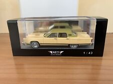 Lincoln Continental Town Car NEO SCALE MODELS 1/43