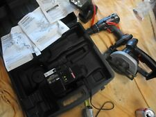 Craftsman drill, circular saw, light combo 18v volt set with case, charger