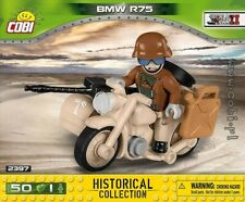 Cobi 2397 - Small Army - WWII Dt. BMW R75 Sahara - Neu