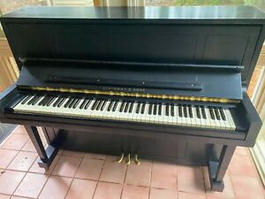 Excellent Steinway & Sons upright  piano. model 1045