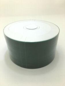 52X CDR 80min 700MB White Thermal Hub Printable Everest 50pcs