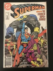 Superman No.8 DC Comic