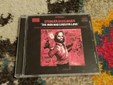 The Man Who Lives for Love by Spencer Dickinson (CD, Aug-2006, Yep Roc)