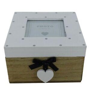 Memory Box Keepsakes Chest Wish Box Making Memories Bucket List Photo Storage